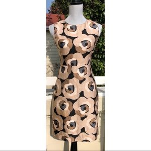 kate spade Dresses - KATE SPADE Della Deca Rose Floral Sheath Dress